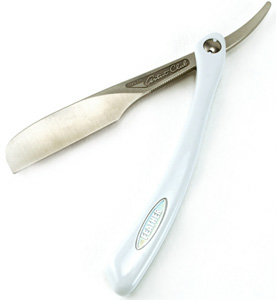 Feather Straight Razor Professional Artist Club DX