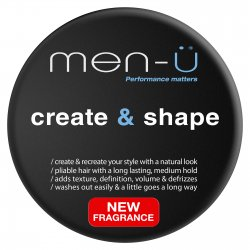 Men-u Create and Shape 100 ml