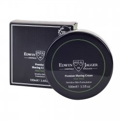 Edwin Jagger Aloe Vera Premium Shaving Cream Bowl 100 ml