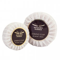 Benjamin Barber Shaving Soap Black Oak (50 g)