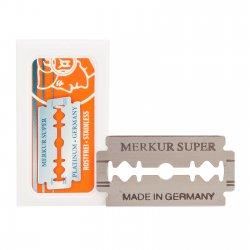 Merkur Dubbelrakblad 10-pack