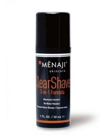 Menaji Clear Shave 3 in 1 Formular (30 ml)