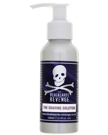 The Bluebeards Revenge The Shaving Solution (100 ml)
