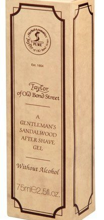 Taylor of Old Bond Street Aftershave Gel - Sandalwood (75 ml)