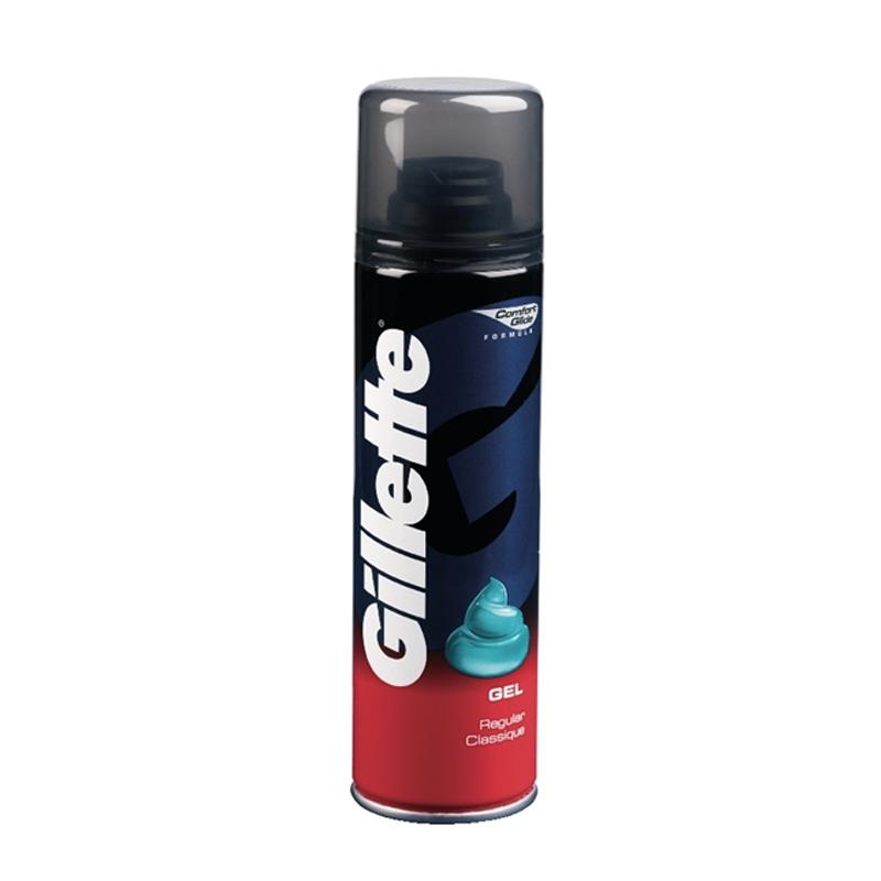 Gillette Regular Rakgel (200 ml)