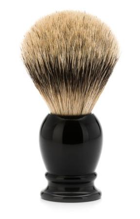 Rakborste Silvertip Badger CLASSIC Resin Black - L