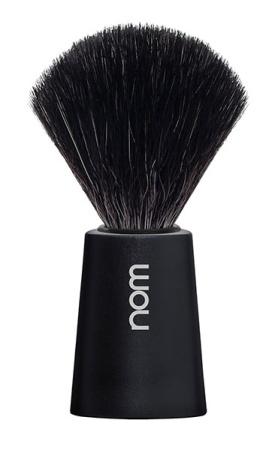 CARL Shaving Brush Black Fibre - Black