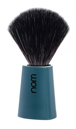 CARL Shaving Brush Black Fibre - Petrol