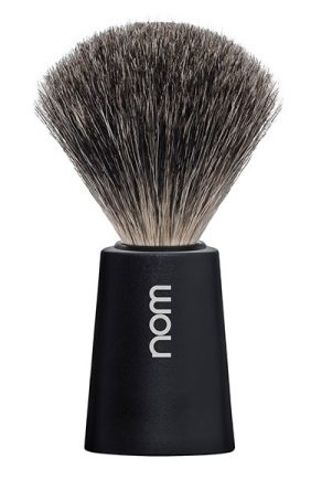 CARL Shaving Brush Pure Badger - Black