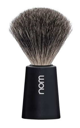 CARL Shaving Brush Pure Badger - Black