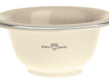 Porcelain Rakskål Ivory Silver