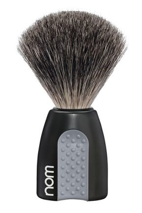 ERIK Shaving Brush Pure Badger - Black
