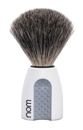 ERIK Shaving Brush Pure Badger - White