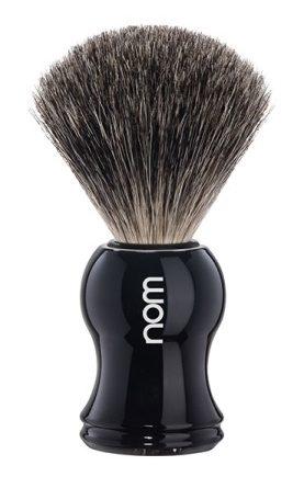 GUSTAV Shaving Brush Pure Badger - Black