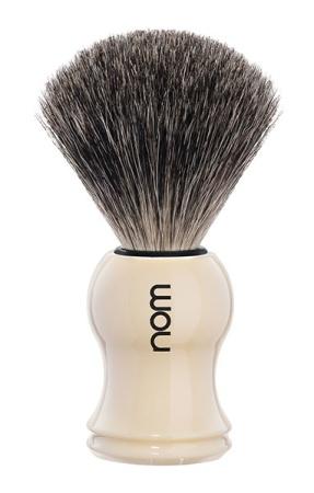 GUSTAV Shaving Brush Pure Badger - Creme