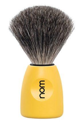 LASSE Shaving Brush Pure Badger - Lemon