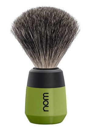 MAX Shaving Brush Pure Badger - Olive