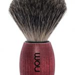 OLE Shaving Brush Pure Badger - Blushed Ash