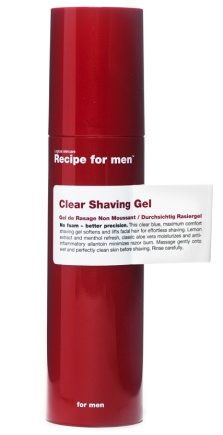 Clear Shaving Gel
