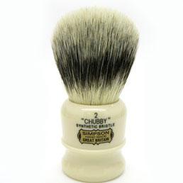 Chubby 2 Synthetic Shaving Brush